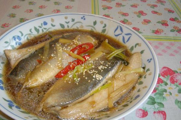 日式酱烧虱目鱼的做法