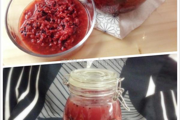 红麹酱的做法