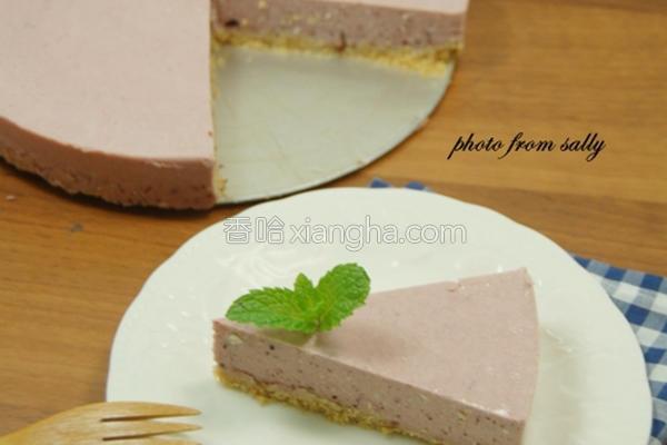蔓越莓起司蛋糕的做法