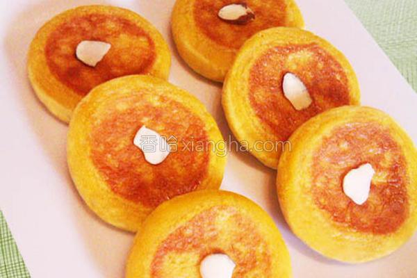 南瓜软饼的做法