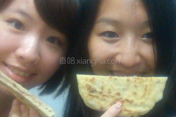 韩国糖饼的做法