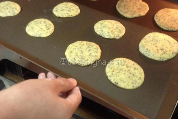 阿里山茶叶饼干的做法