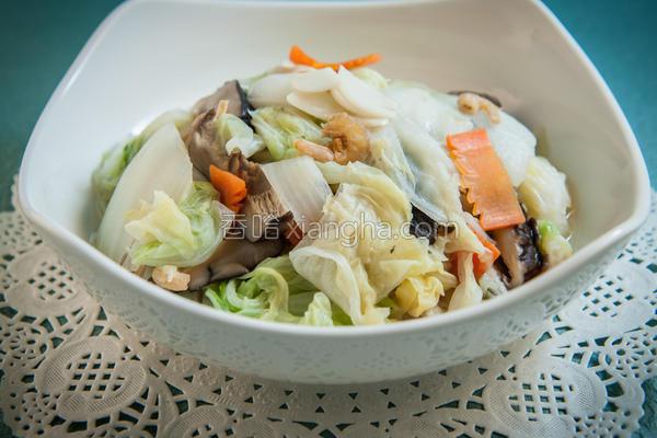 开阳白菜的做法