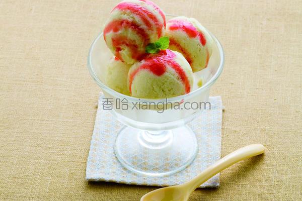 地瓜冰淇淋的做法