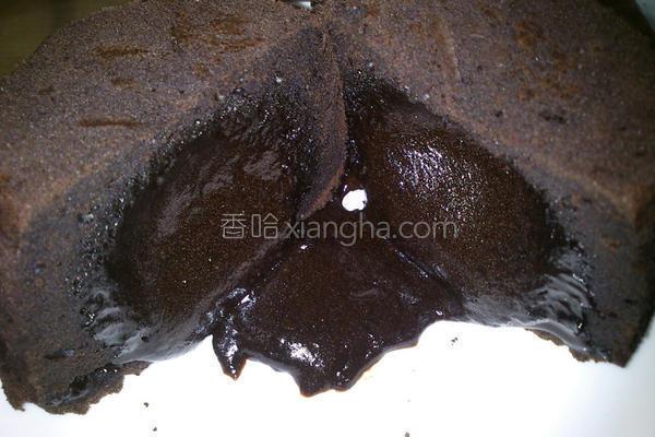 岩溶巧克力的做法