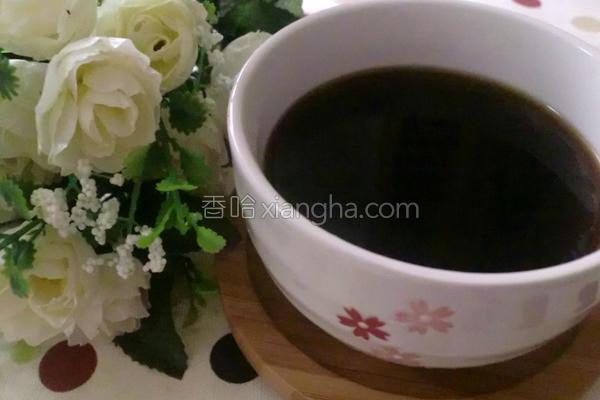 灵芝罗汉果茶的做法