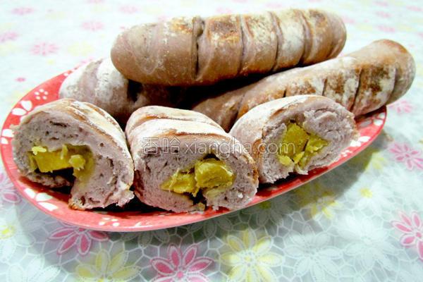 洛神地瓜面包的做法