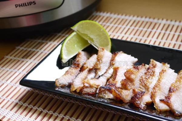 蜜汁味噌松坂猪的做法