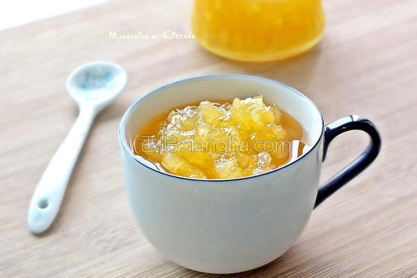 凤梨苹果果酱的做法