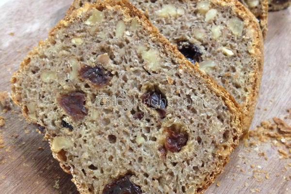 德式酸种面包的做法