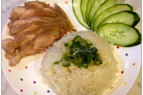 •ั海南鸡饭的做法