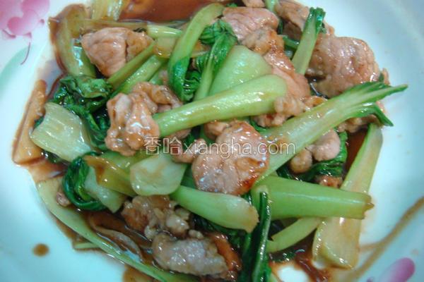 李锦记旧庄特级蚝油黄豆酱肉图片
