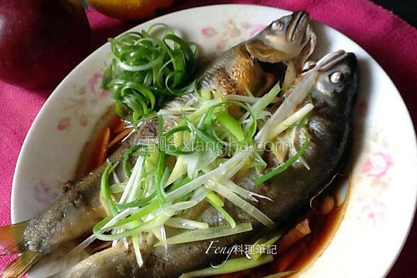 电锅清蒸香鱼的做法
