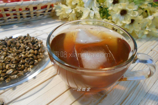 麦香红茶的做法