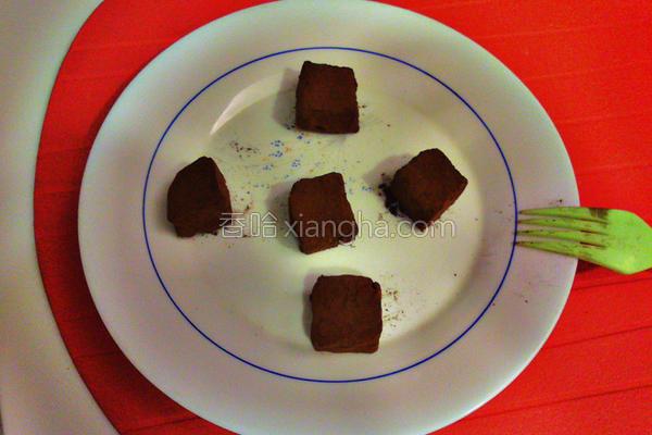 生巧克力的做法
