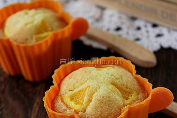 香橙磅蛋糕的做法