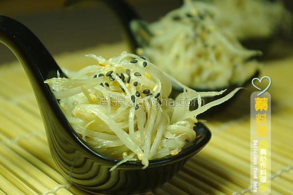 日式芝麻牛蒡丝的做法