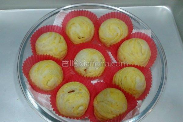 黄金南瓜酥的做法