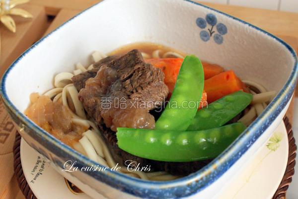 牛肉面&牛肉汤饺的做法