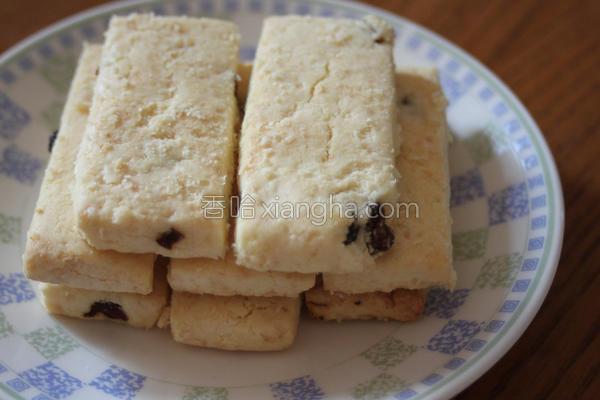 英式奶油酥饼的做法