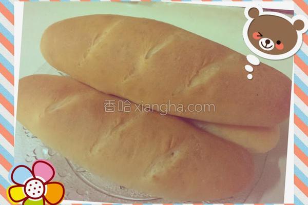 维也纳鲜奶面包的做法