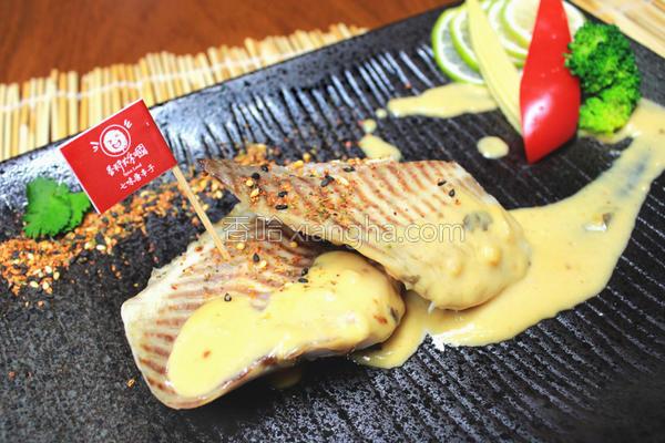味噌鲷鱼的做法