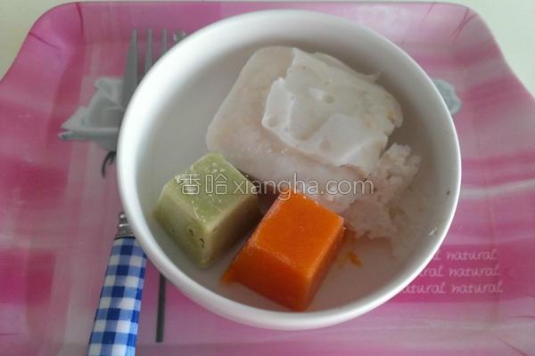 毛豆胡萝卜排骨粥的做法