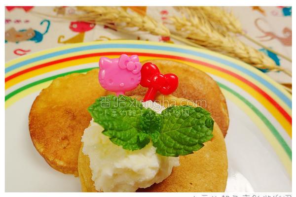 梨子煎饼的做法