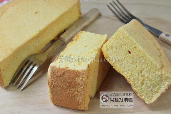 日式起司鸡蛋糕的做法