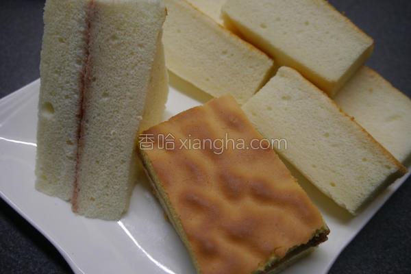 豆浆天使蛋糕的做法