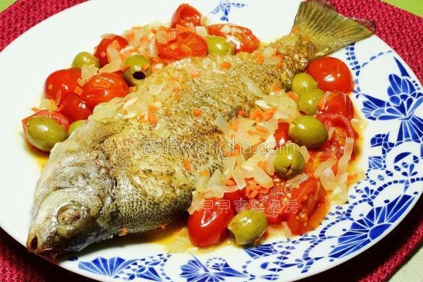 意式水煮鱼的做法