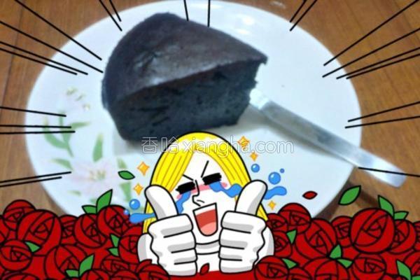 巧克力蛋糕的做法