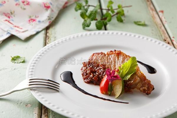 椒麻味噌烤猪排的做法