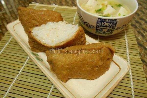 稻禾豆皮寿司的做法