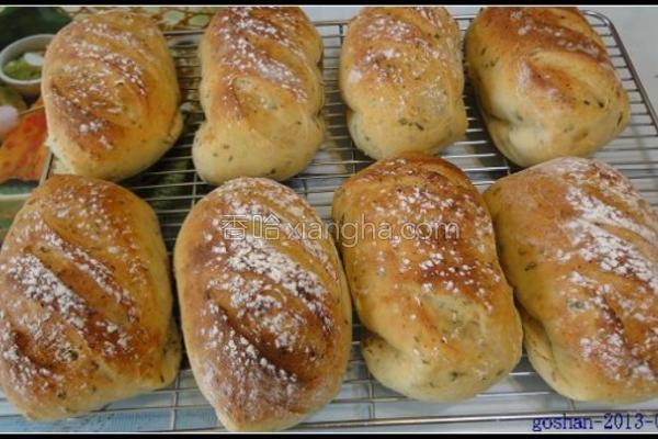 豆腐面包的做法