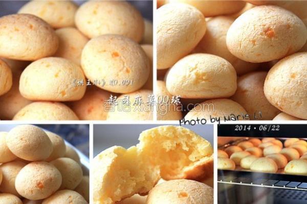 起司麻薯QQ球的做法