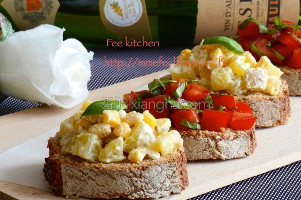 奶油玉米沙拉的做法