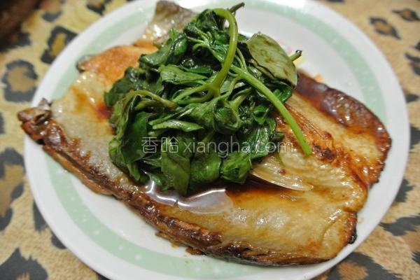 塔香虱目鱼的做法