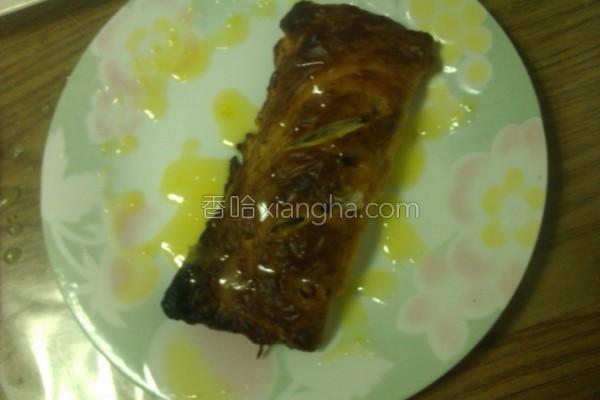猪肉起酥派的做法