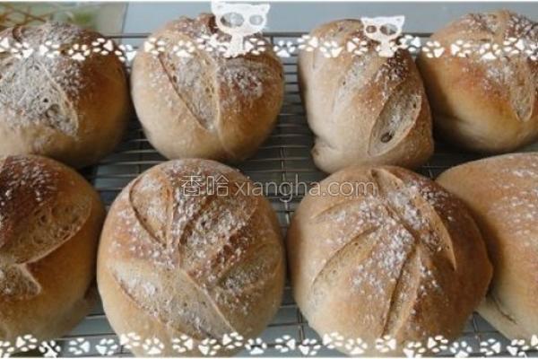 燕麦奶芒果面包的做法