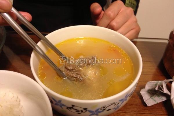 清炖做法牛尾汤番茄年糕的芝麻图片