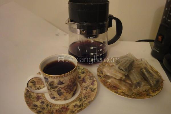 肯亚咖啡的做法