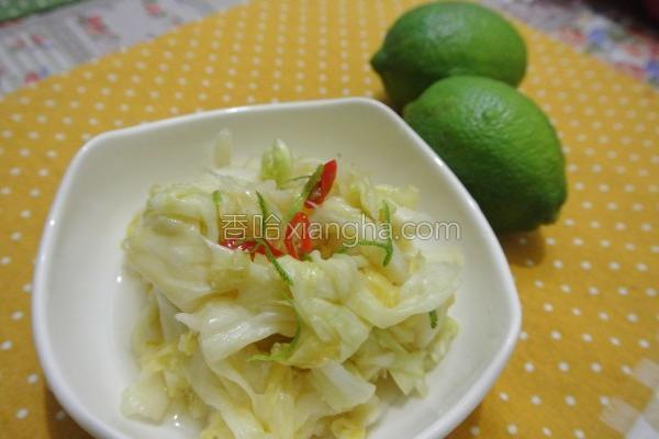 腌制泡菜的做法