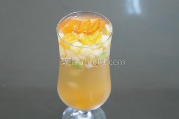 杨桃水果汁的做法