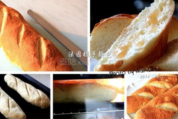 法国棍子面包的做法