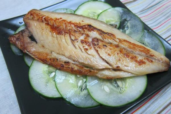 干煎鲭鱼的做法