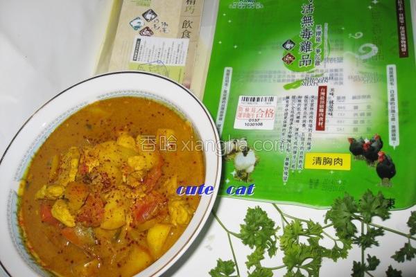 泰式黄咖哩酱的做法