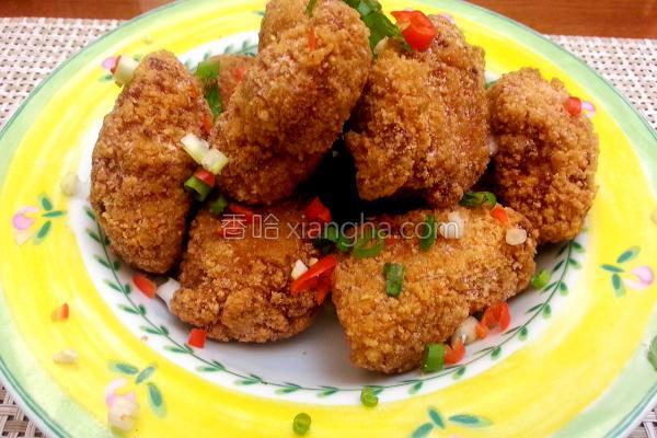 香酥土魠鱼的做法