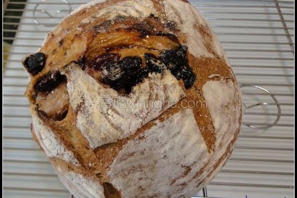 藤篮面包的做法