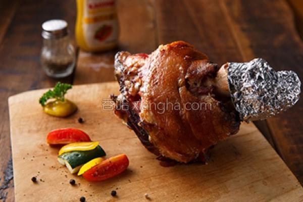 德国烤猪脚的做法